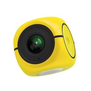 Jikoielo Mini WiFi Panoramic Sports Video Camera 1080P 30FPS Ultra HD