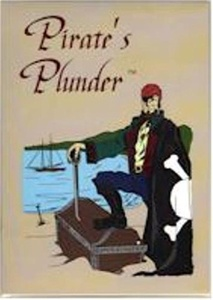 Pirate's Plunder: A Game of Pirates and Treasure by Card Games Hillary's Toy Box