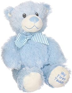 Ty Classic - My First Teddy Blue by Ty Classic