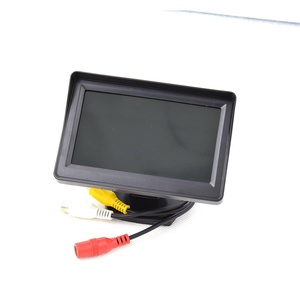 4.3 inch car rear view monitor with night vision car camera