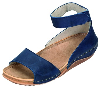 Miccos Shoes womens Sandal Blue