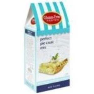 GLUTEN FREE PANTRY MIX PIE CRUST PERFECT WF GF, 16 OZ by The Gluten-Free Pantry