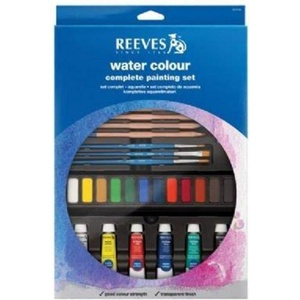 Reeves Water Colour Complete Painting Set by Reeves