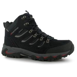 Mens Karrimor Mount Mid Walking Boots Navy (UK 11 / US 11.5)