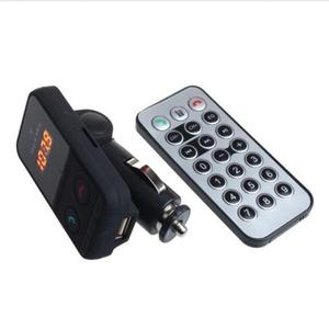 ADOBY Wireless Bluetooth LCD FM Transmitter Modulator USB Car Kit MP3 Player SD Remote