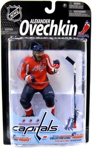 McFarlane Toys NHL Sports Picks Series 23 2009 Wave 3 Action Figure Alexander Ovechkin (Washington Capitals) by SportsPicks: NHL Hockey