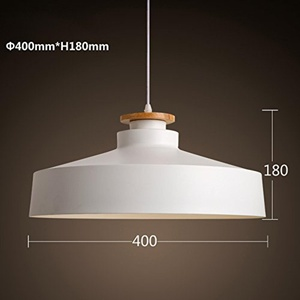 Modern pendant lamp living room hallway chandeliers guang bai