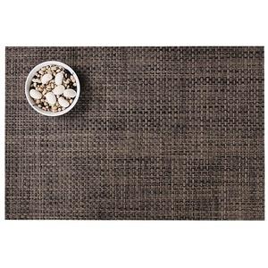 Lerela Washable PVC Placemat Crossweave Woven Table Insulation Non-Slip Place Mats Set Of 4