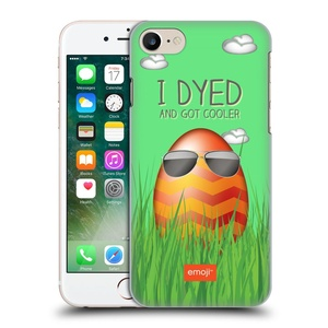 Official Emoji Cooler Easter Hard Back Case for Apple iPhone 7