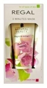 3-Minute Hydrating Face-Mask With Hyaluronic Acid, Shea Butter & Magnolia Extract - 75ml by Regal Beauty