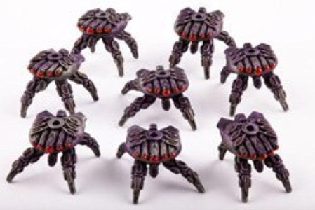 Dropzone Commander Scourge Prowler Pack (8 Figures) by Dropzone Commander