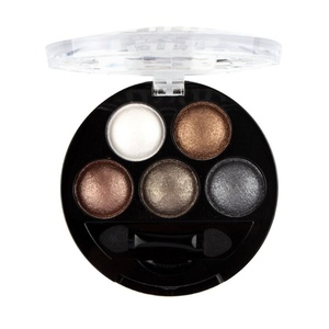 OVERMAL 1PC Professional Eyes Makeup Pigment Eyeshadow (#1)
