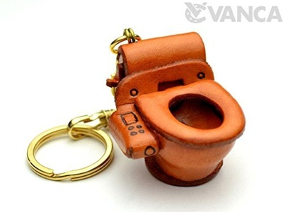 [Handmade made in Japan, new, leather craftsman] story KH Chain toilet [VANCA] (japan import) by VANCA (Banca craft) Leather story