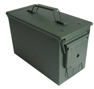 Hunter's Pointe .50cal Ammo Can by Hunter's Pointe