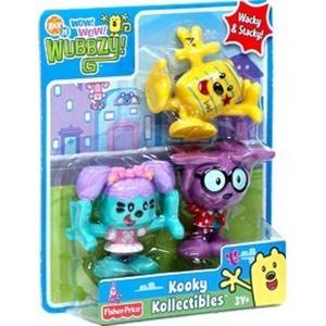 Wow Wow Wubbzy Kooky Kollectibles Assortment by Wow Wow Wubbzy