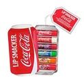 Lip Smacker Coca Cola Lip Gloss Pack of 6 by Lip Smacker