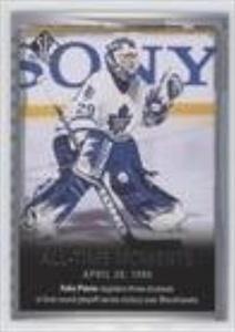 Felix Potvin (Hockey Card) 2015-16 SP Authentic #142