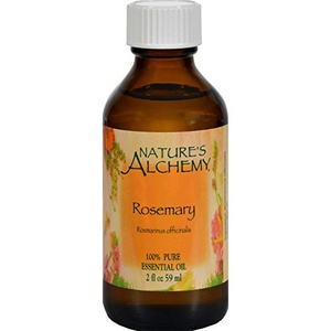 2Pack! Nature's Alchemy Rosemary Essential Oil - 2 oz