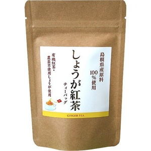 Tea three generations one Shimane Prefecture ginger tea tea bag 2gX12 follicles by Tea three generations one