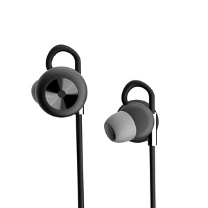 DOSS SP-02 Sport Bluetooth Headphones In-Ear Wireless Stereo Headphones, Bluetooth 4.1 Sweatproof for Running,Sports Earphones for iPhone ,ipad , Samsung ,and Other Android Phones [Black]