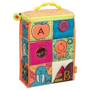 Baby B. aBc Block party Blocks by baby