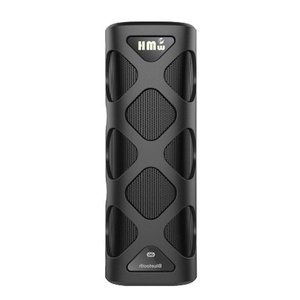 HMW RIF6 Bluetooth 4.0 Built-in Microphone Waterproof & Shockproof NFC High Sound Quality Portable Speaker