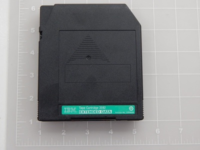IBM, International Business Machines 3592, 23R9830 Tape Cartridge T87726