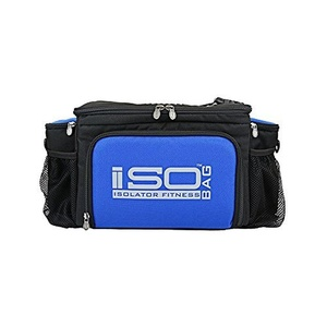 Isolator Fitness Blue IsoBag 6 Meal by Isolator Fitness