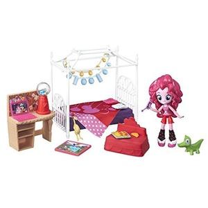 My Little Pony Equestria Girls Minis Pinkie Pie Slumber Party Bedroom Set by My Little Pony Equestria Girls