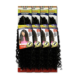 [4 Packs Deal!] Party Curl Braid 14