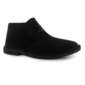 Mens Kangol Desert Boot Shoes Black (UK 9 / US 10)