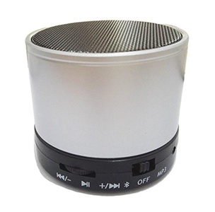 Foktech Wireless Stereo Portable Bluetooth Speaker with Handsfree Speakerphone,Built-in Mic,Built-in TF card slot and 3.5mm Jack
