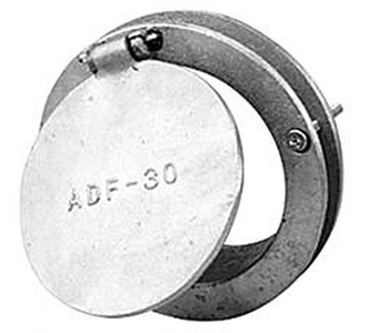 Crushproof ADF30 Door Port for 3'' Exhaust Hose by Crushproof