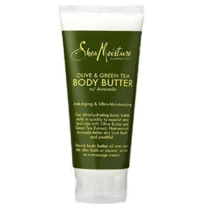 Shea moisture Olive & Green Tea Body Butter With Avocado 6 Fl. Oz. by Shea Moisture