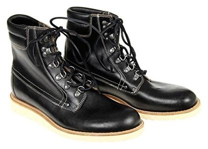 J Crew Wallace & Barnes Plain-Toe Byrd Boots Style# E3785 Black New Size 9
