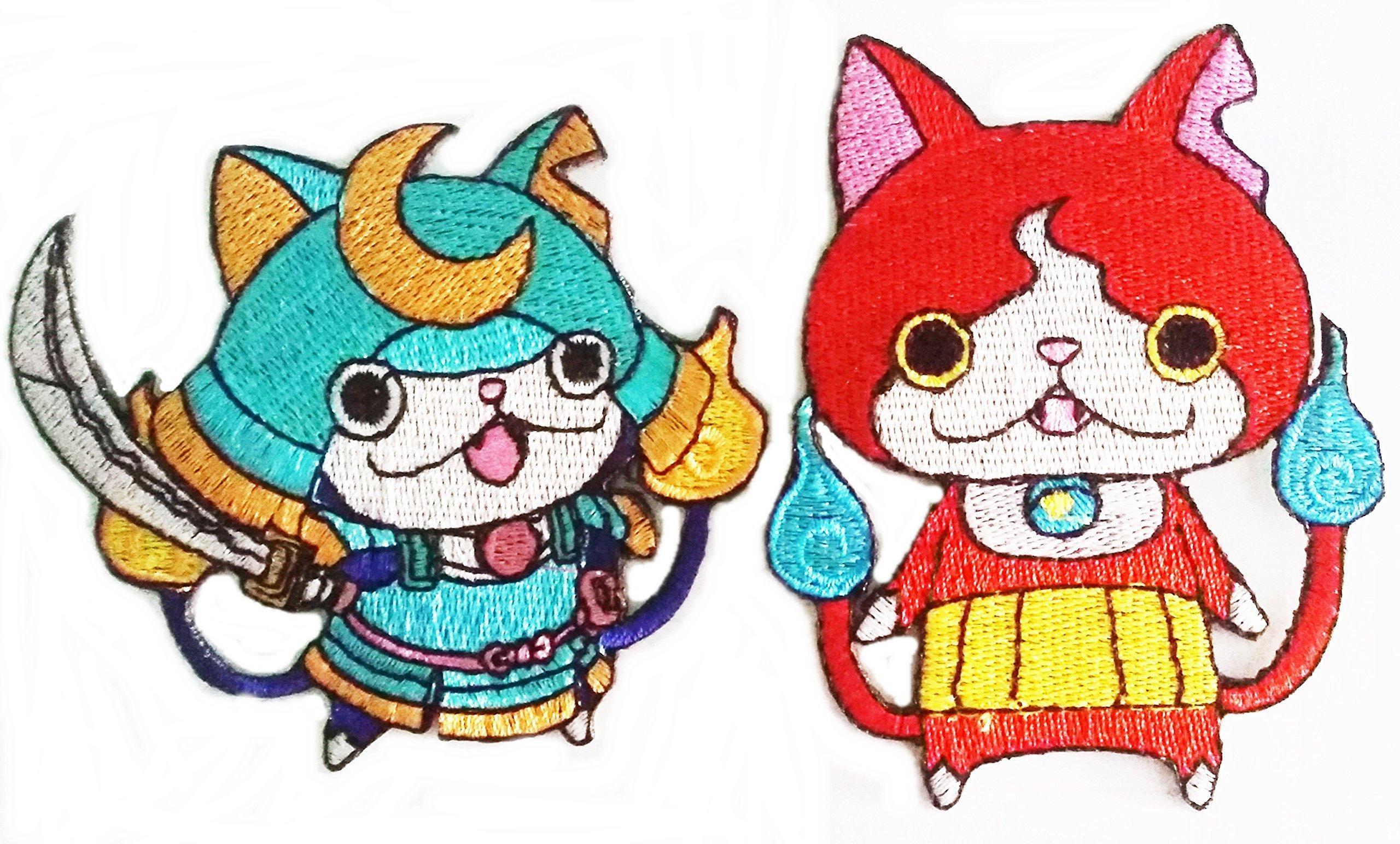 online store yo kai yokai watch character cartoon comics kid patch