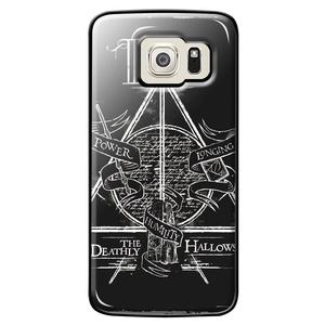 Harry Potter Black Magic Spells for Samsung Galaxy S5 Black case