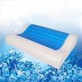 100% Memory Foam Cooling Wave Pillow