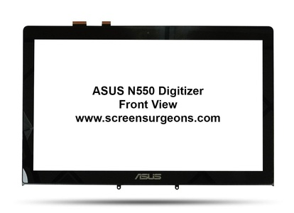 ASUS N550 Replacement Digitizer