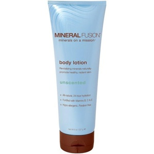 Mineral Fusion Unscented Mineral Body Lotion 237 ml by Mineral Fusion