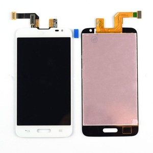 New White LG Optimus L70 D320 D321 MS323 Touch digitizer+Lcd Display Assembly