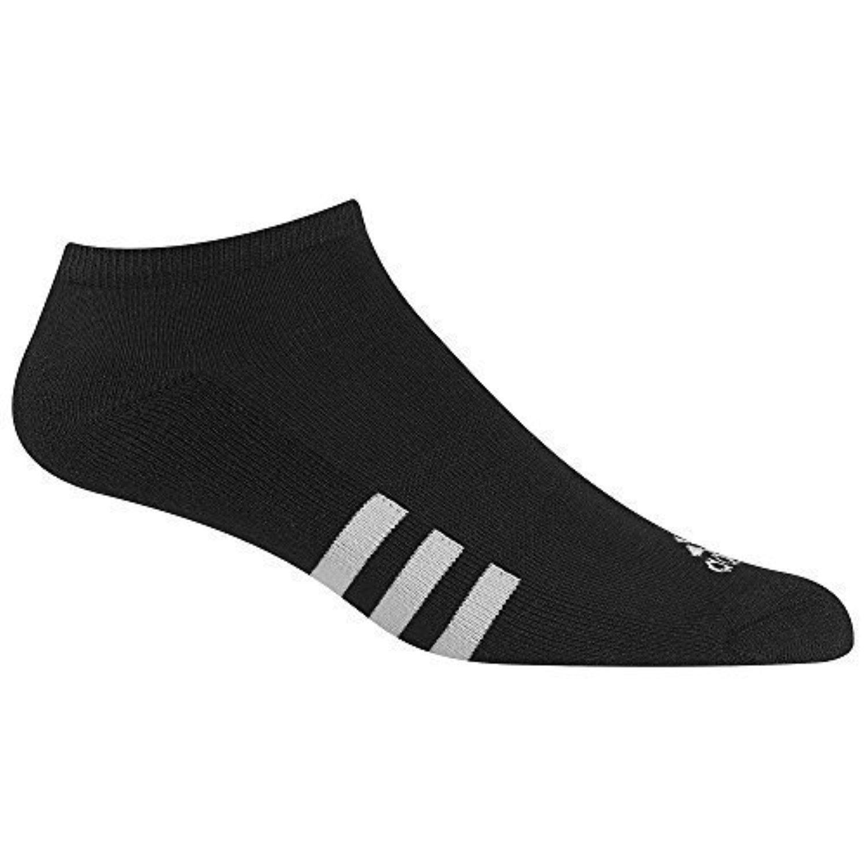 Adidas Golf Single No Show Low Mens Socks by Single No Show Socks