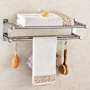 Stainless steel Towel rack/Towel/Bathroom toilet bathroom rack/ bathroom accessories package -A
