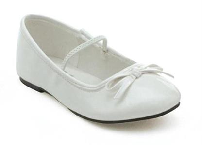 Shoes Ballet Flat Wt 9- by Ellie Shoes