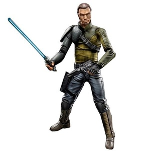 Star Wars Black Series 6 inches figures Canaan, Jarasu 6 inches painted action figure by Star Wars Black Series
