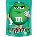 M&M's Dark Chocolate Mint 8OZ (Pack of 24) by Chocolate