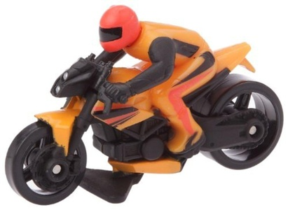 HOT WHEELS MOTOR SPEED CYCLES MOTORCYCLE Street Speed by Speed Cycles