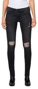 FRAME Women's Le Skinny de Jeanne Jeans, Mercer, 30