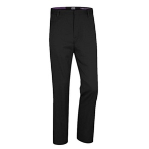 Adidas Golf 2015 Mens Puremotion Stretch 3-Stripes Pant - Black - 36-30 by Puremotion Stretch 3-Stripes Pants Black Vistagrey