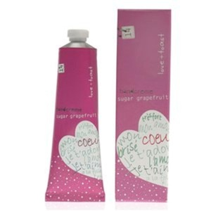 Love & Toast Sugar Grapefruit Nail Treatment Products, Sugar Grapefruit by Love & Toast